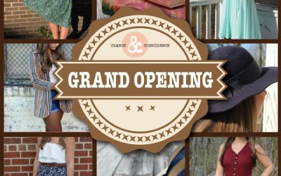 Vintage Boutique Grand Opening!
