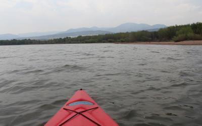 First Colorado Kayak Adventure