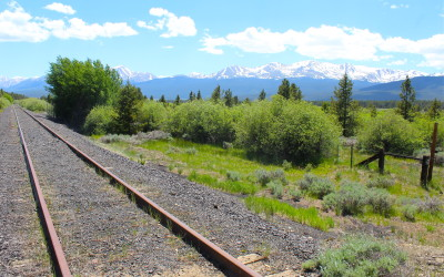 Camping & Leadville, Colorado