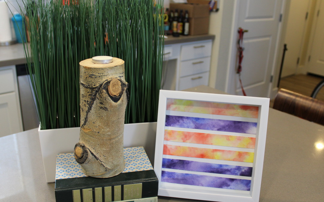 Create Your Own Inexpensive Watercolor Art