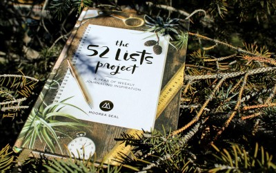 "Journaling Your Way to Self-Discovery with ""The 52 Lists Project"""