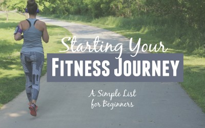Starting Your Fitness Journey