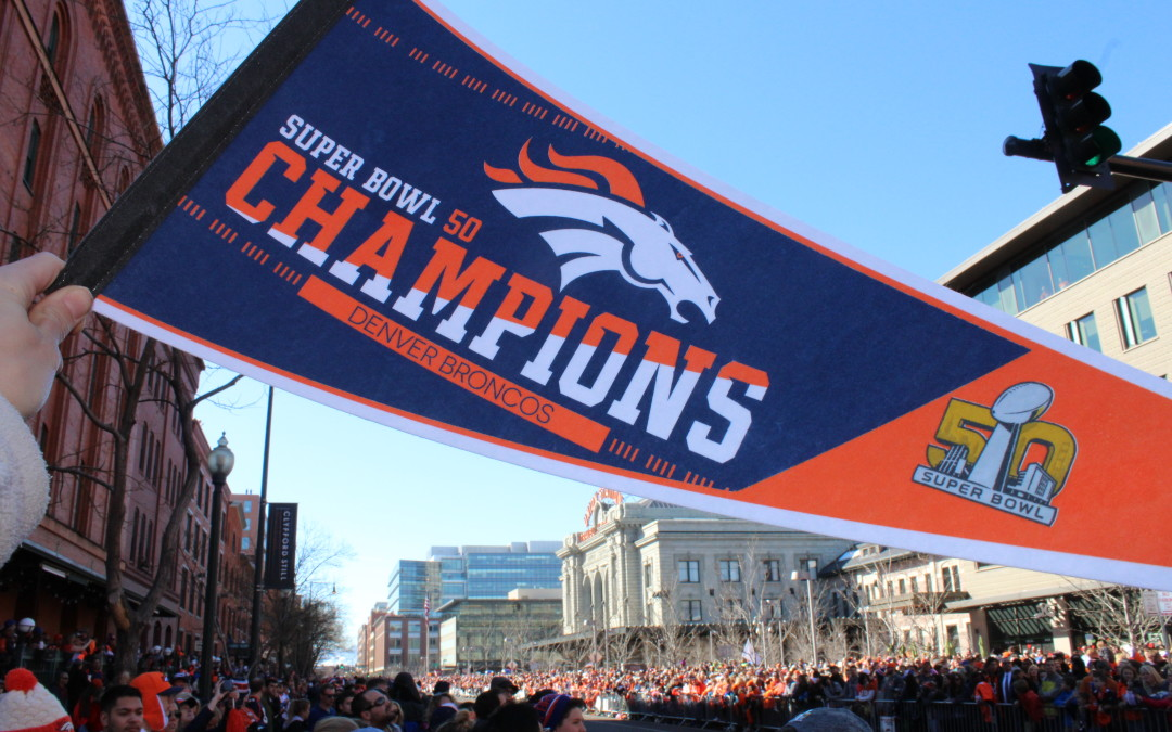 We Are The Champions: Experiencing My First Super Bowl Win